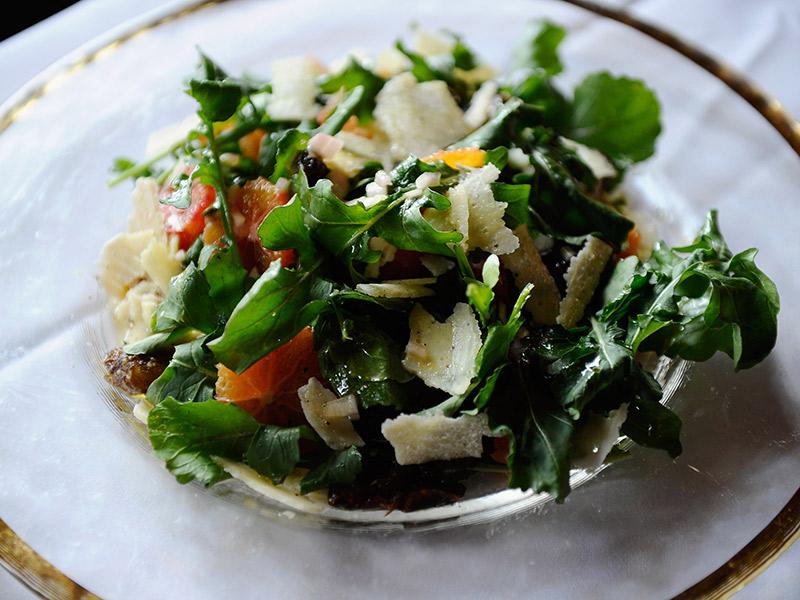Destinos gastronômicos para casais Grécia comida