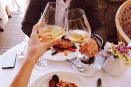 Lua de mel destinos gastronômicos para casais