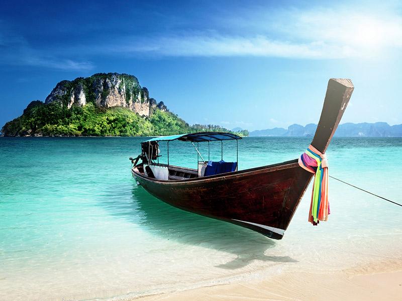 Lua de mel destinos gastronômicos para casais tailândia