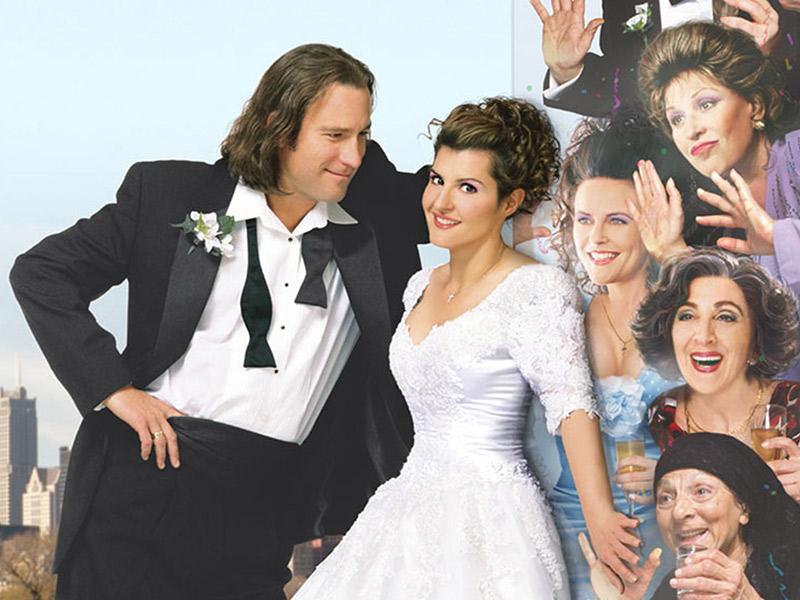 Melhores comédias sobre casamento-casamento grego