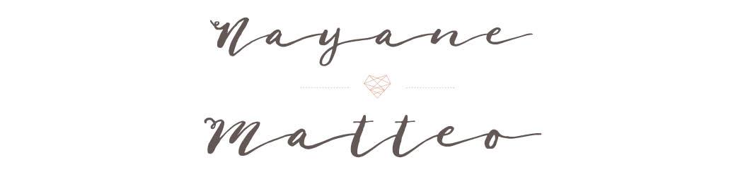 Casamento real Nayane e Matteo