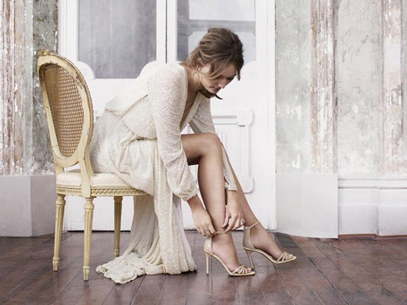 Sapato de noiva 15 marcas internacionais