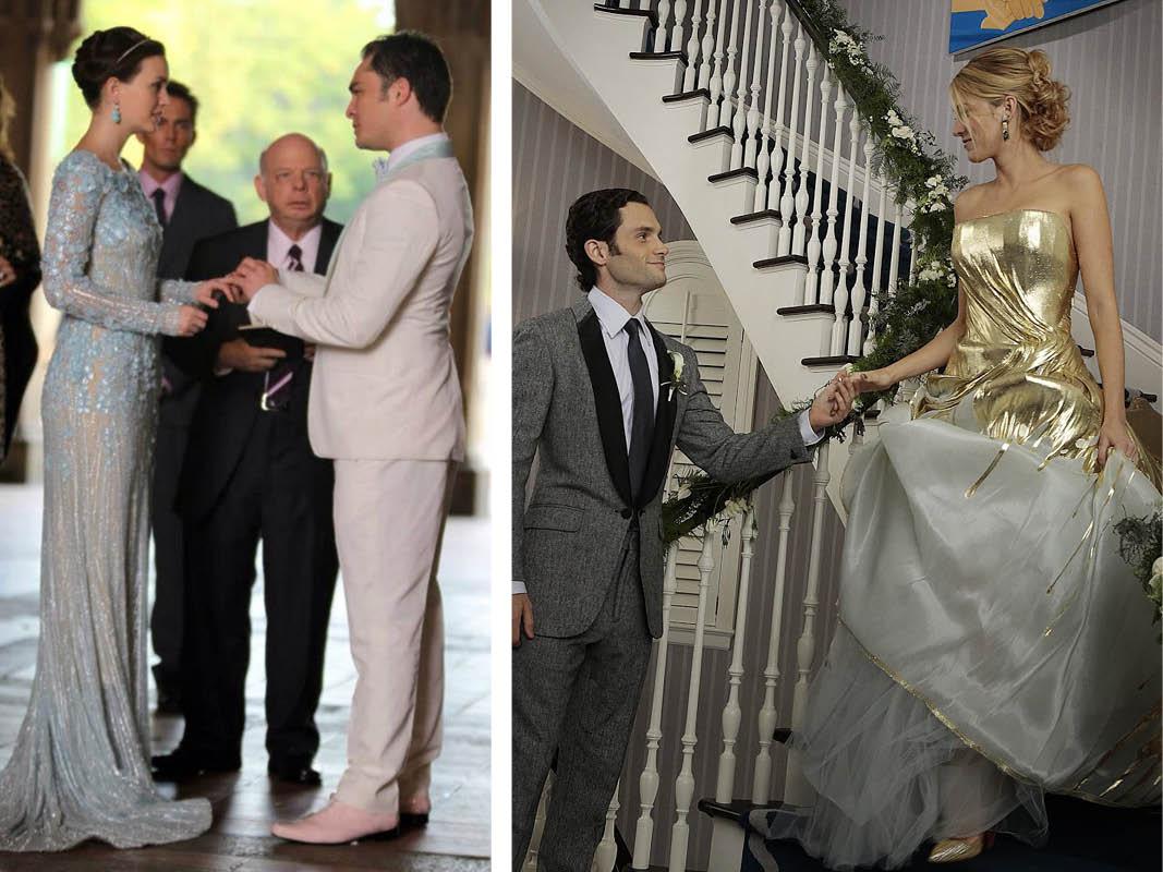 Casamento 5 séries que você deve assistir Gossip Girl