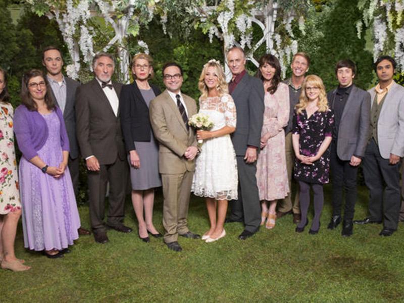 Casamento 5 séries que você deve assistir The Big Bang Theory