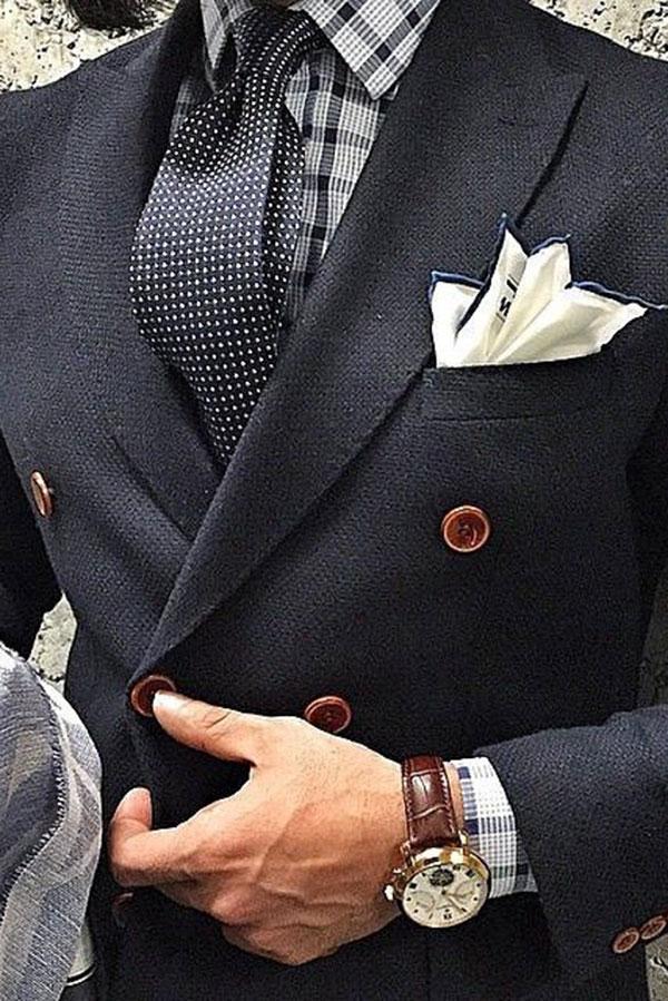Traje do noivo regras atualizadas lenço