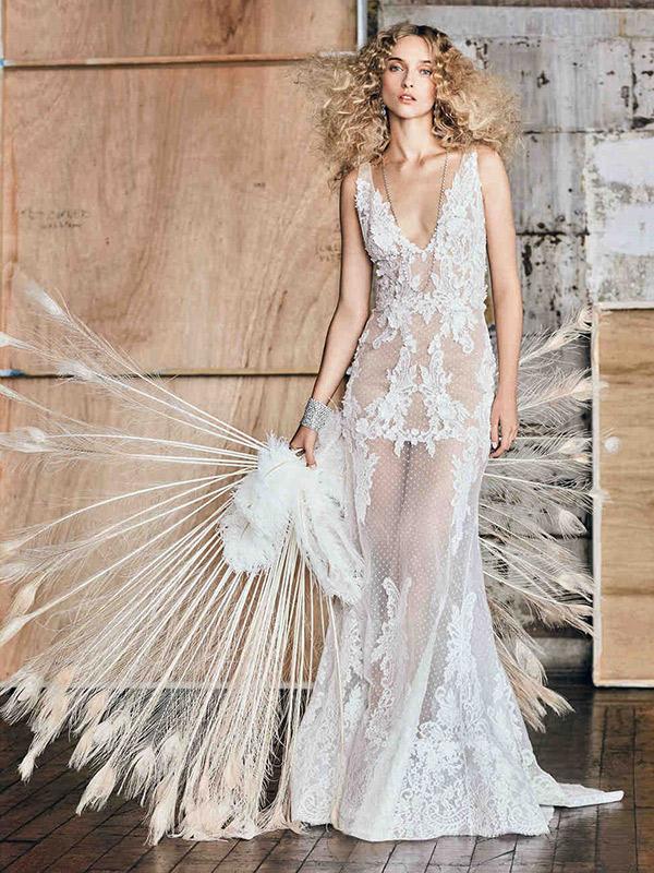Vestido de noiva coleção capsula costarellos
