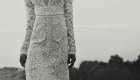 Vestido de noiva tendências do NY Bridal Week Outono 2017 decote