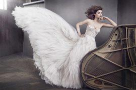 vestido de noiva coleção outubro Lazaro capa