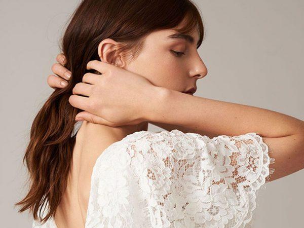 vestido de noiva coleção Whistles Bridal
