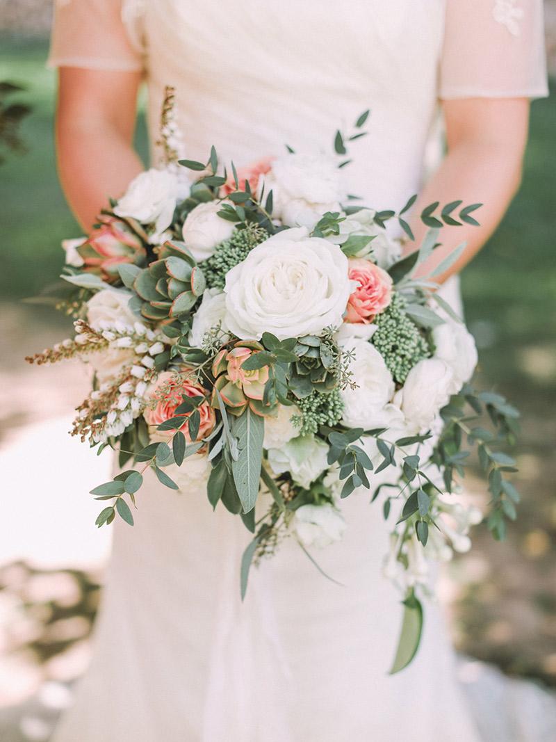 Buquê de noiva melhores e mais pinados nos EUA