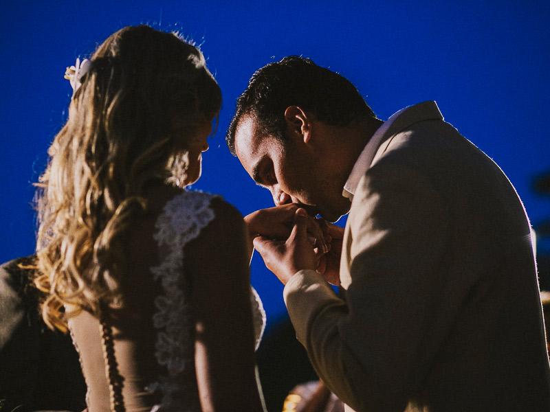 Casamento real Debora e Leonardo pedido