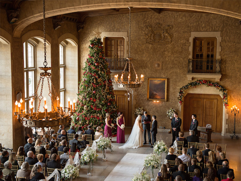 Destination wedding Canadá The Fairmont Banff Springs Hotel