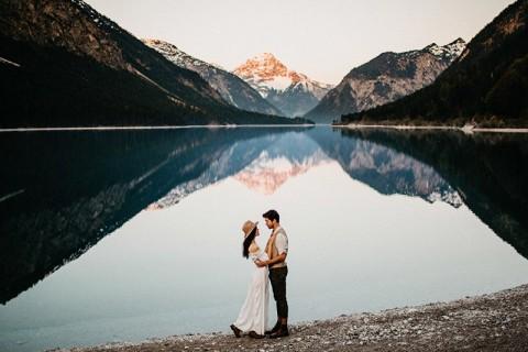 Destination wedding lugares para casar no Canadá