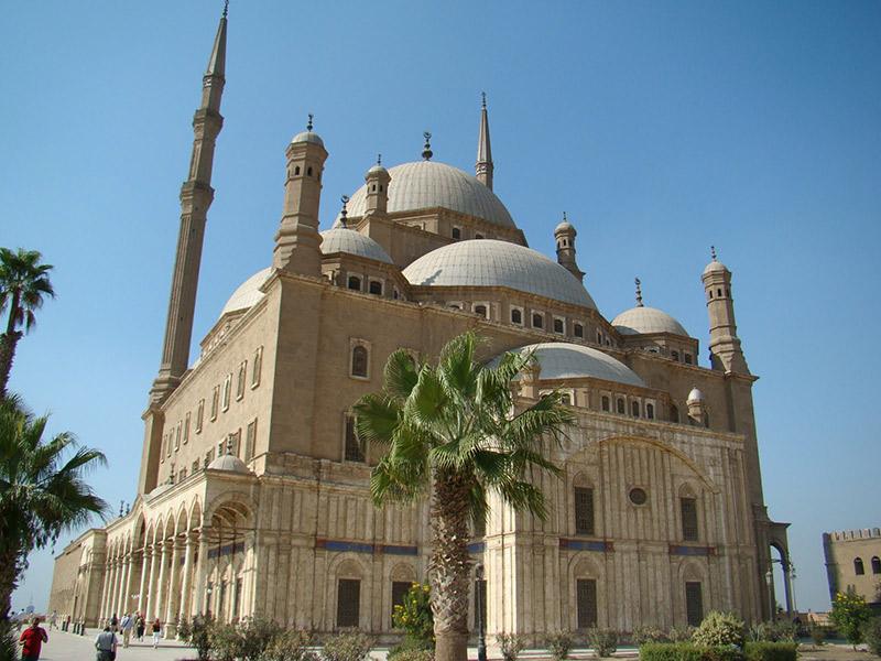 Lua de mel Castelos e palácios Egito