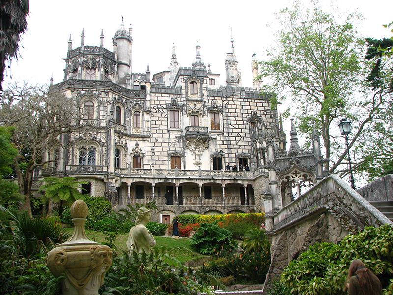 Lua de mel Castelos e palácios Portugal