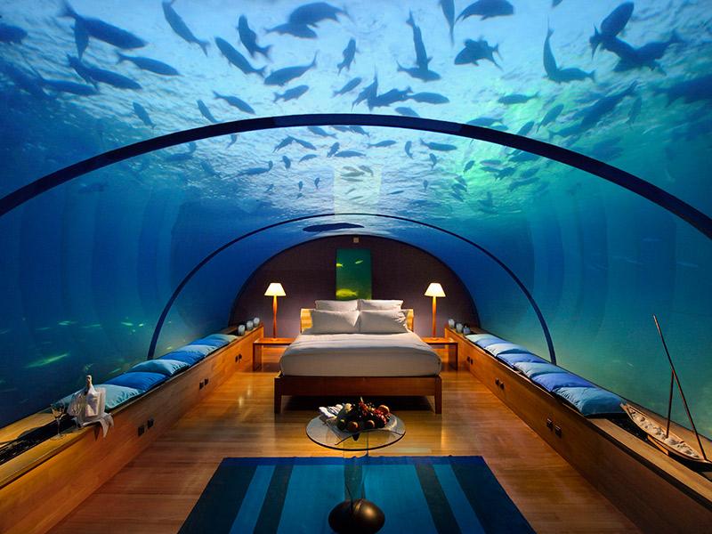 Lua de mel Destinos luxuosos Maldivas