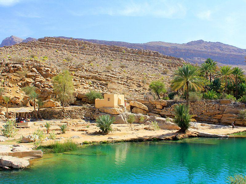 Lua de mel nas quatro estações Omã - Verão