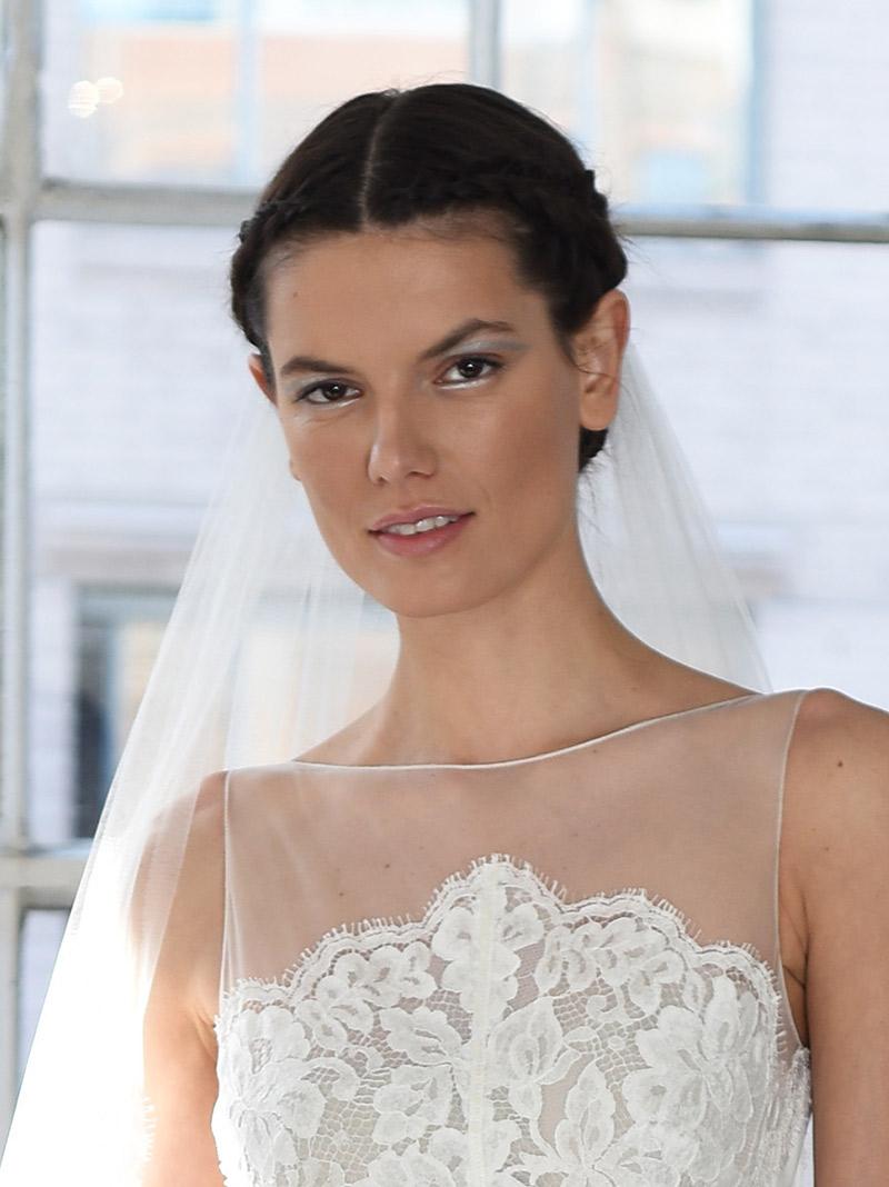 Maquiagem de casamento melhores do NY Bridal Week Lela Rose