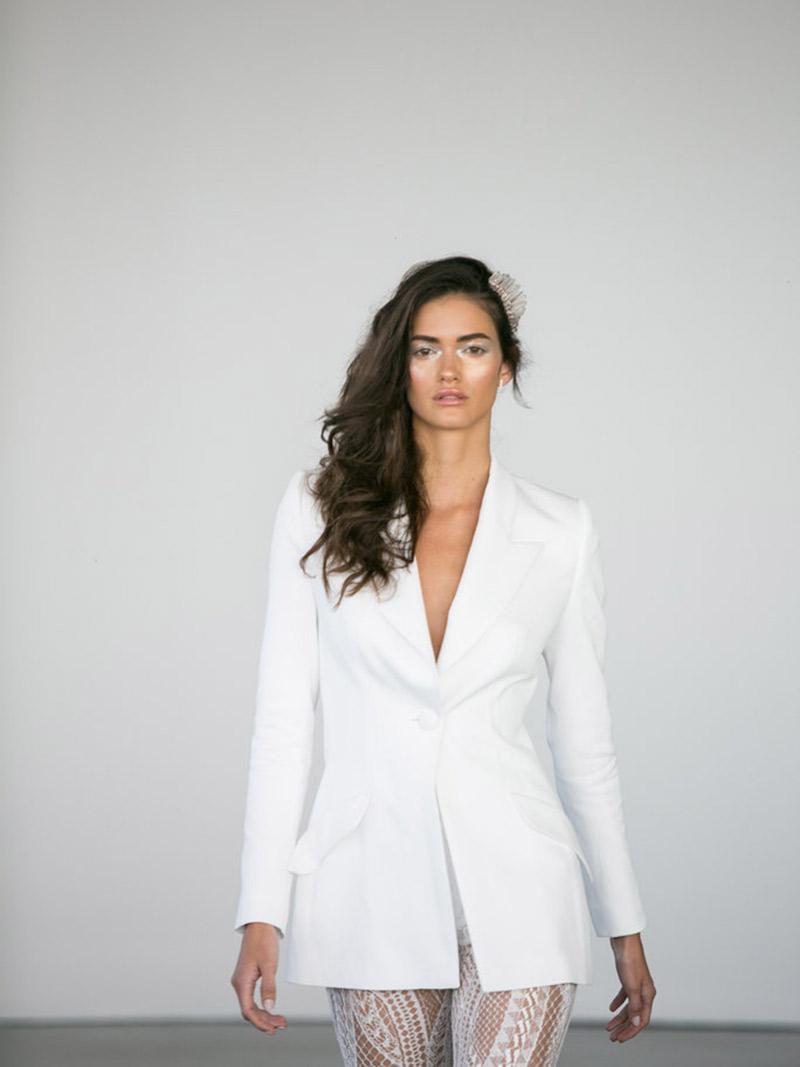 Maquiagem de casamento melhores do NY Bridal Week Rime Arodaky