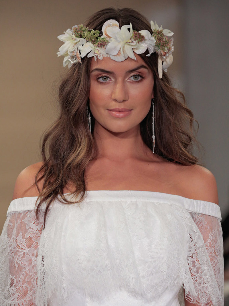 Maquiagem de casamento melhores do NY Bridal Week