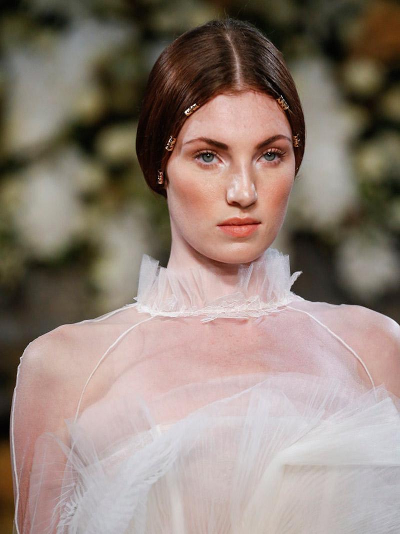 Maquiagem de casamento melhores do NY Bridal Week YolanCris