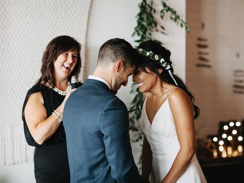 Organização de casamento Como escolher o celebrante