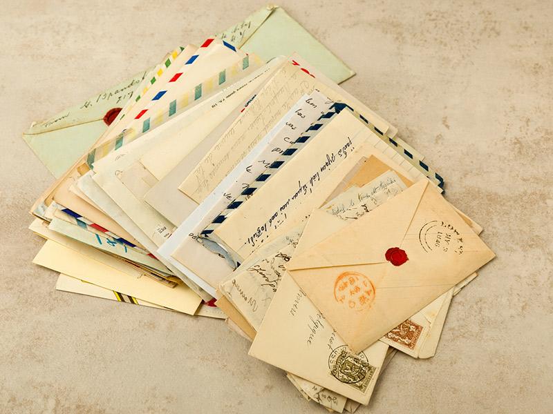 Papelaria de casamento Cartão de agradecimento quantidade