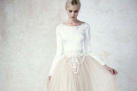 Vestido de noiva coleção 2017 Ruben Hernandez