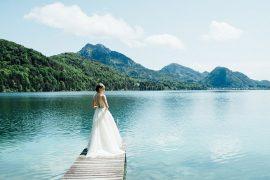 Vestido de noiva coleção Dreams and Rose 2017 Solaine Piccoli