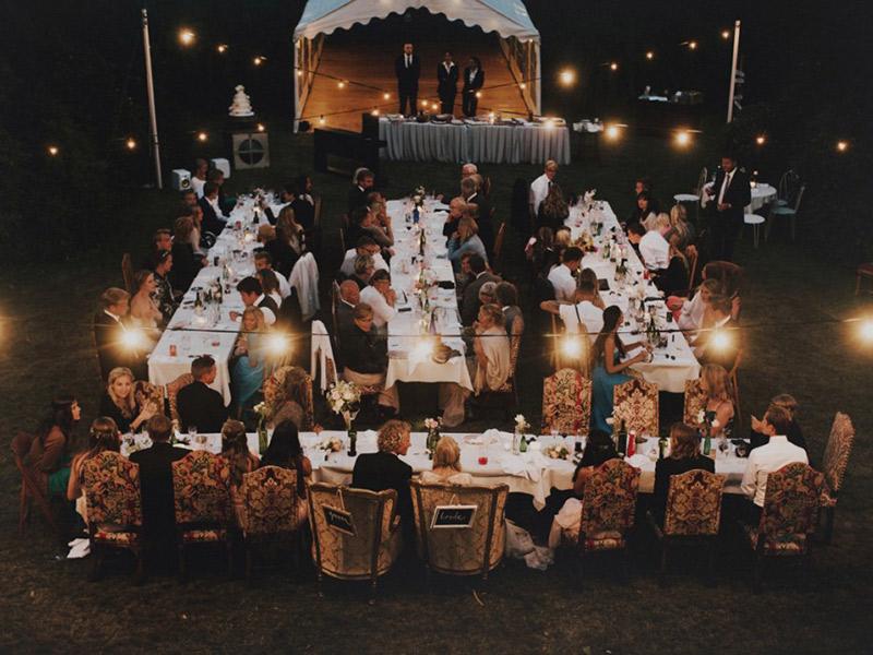 Assessoria de casamento Bel responde mesa dos noivos