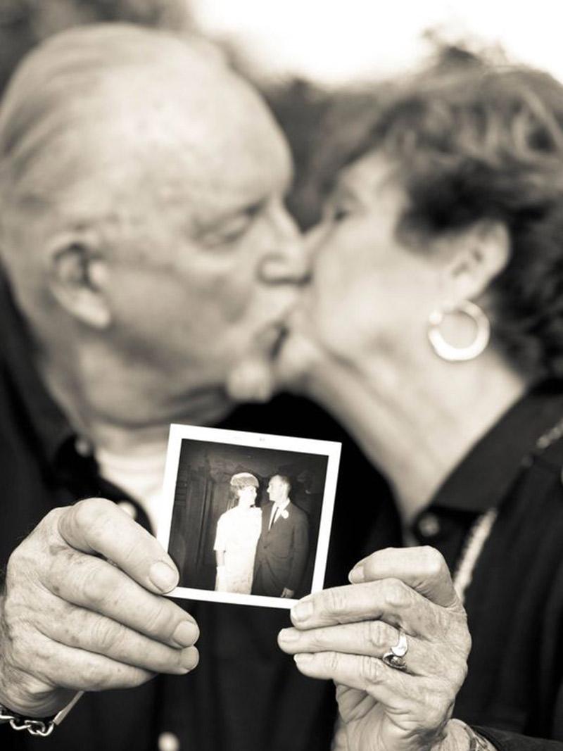 Bodas de casamento quem comemora