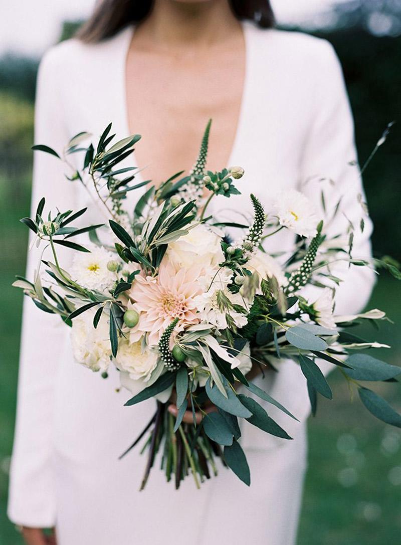 Buquê de noiva melhores e mais pinados na Itália