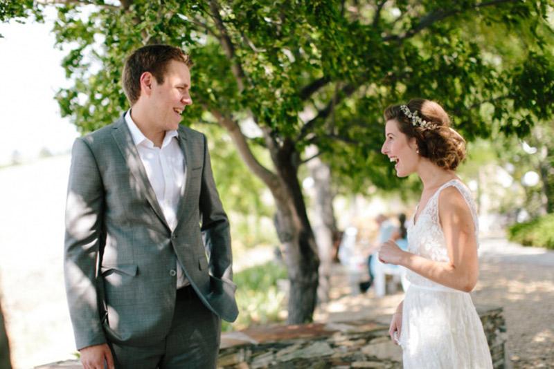 Casamento real Joshua e Hannah