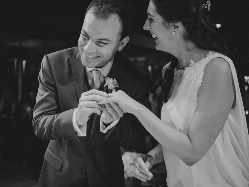 Casamento real Marina e Pedro