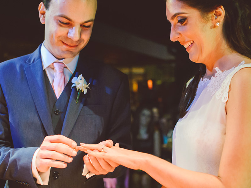 Casamento real Marina e Pedro cerimônia