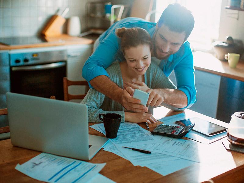 Como planejar as contas anuais economizando