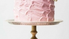 Decoração de Casamento em Tons de Rosa bolo