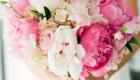 Decoração de Casamento em Tons de Rosa buquê