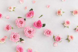 Decoração de Casamento em Tons de Rosa