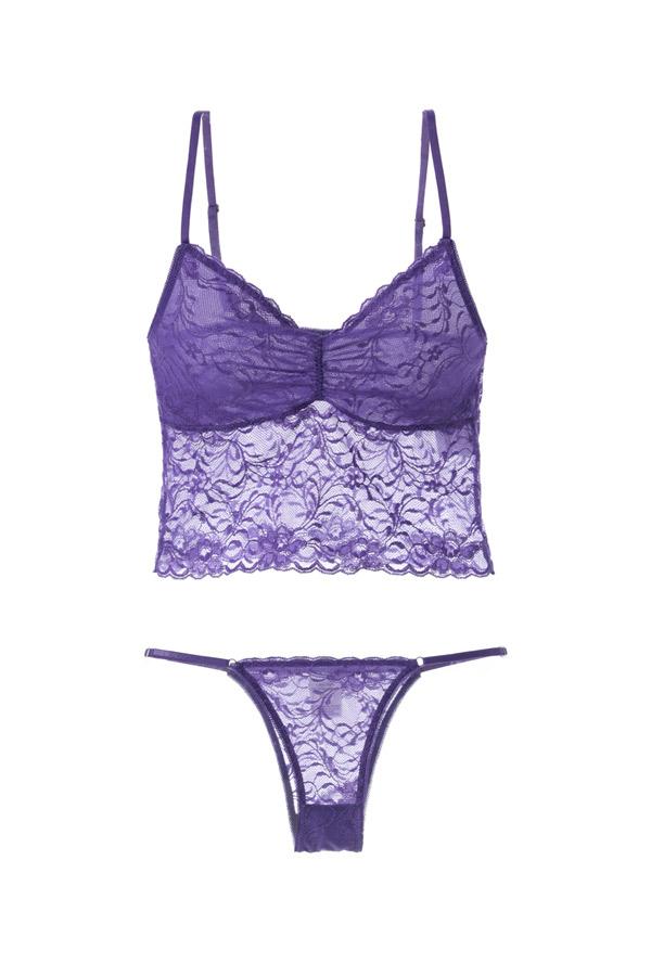 Lingeries para o dia do casamento Calvin Klein Underwear