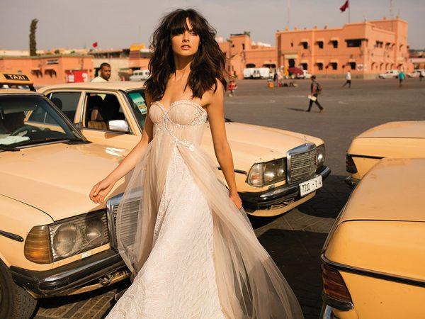vestido de noiva coleção Liz Martinez 2017