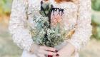 Buquê de casamento 2017 ervas