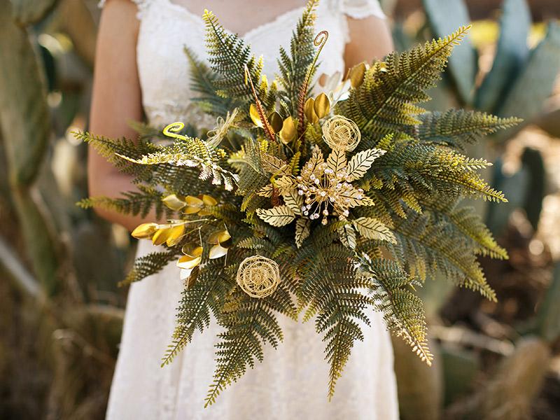 Buquê de casamento 2017 joias