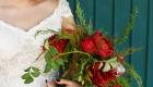 Buquê de casamento crescente