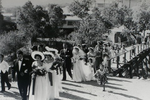 Cortejo do casamento Ordem de entrada e saída na cerimônia