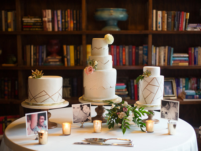 Decoração de casamento como montar a mesa dos doces
