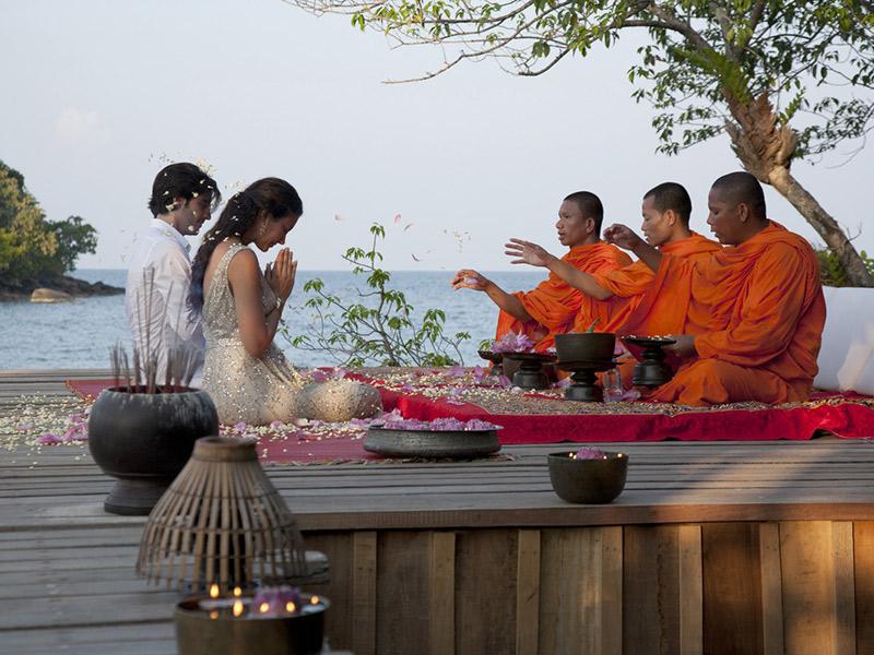 Lua de mel 7 ilhas privadas para visitar Camboja