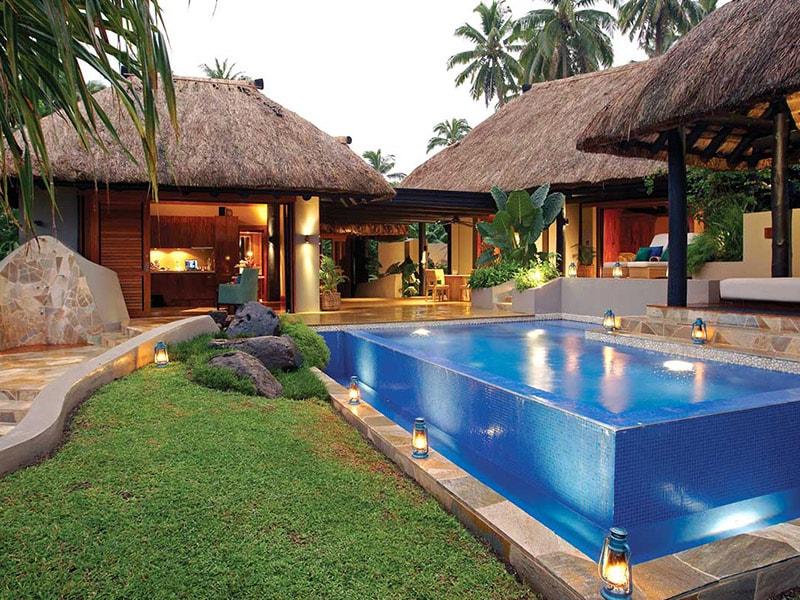 Lua de mel 7 ilhas privadas para visitar Fiji