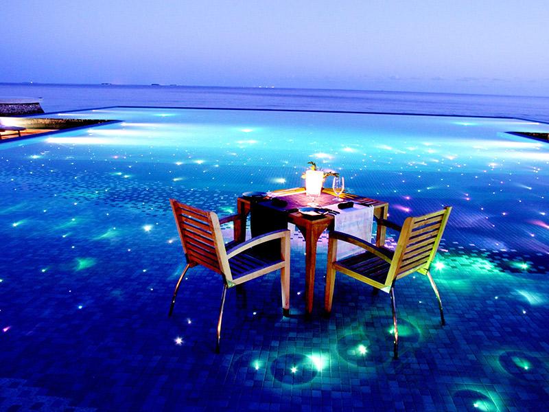 Lua de mel 7 ilhas privadas para visitar Maldivas