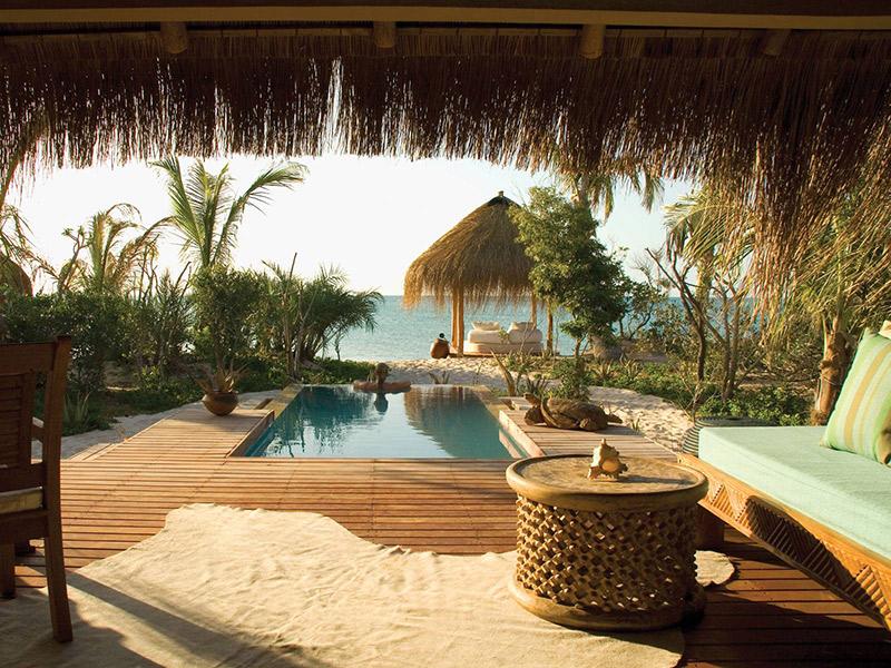 Lua de mel 7 ilhas privadas para visitar Moçambique